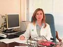 María Belén Martínez, nueva directora médica del Hospital San Juan de la Cruz de Úbeda