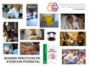 Recopilación de fotografías sobre buenas prácticas en atención perinatal en centros andaluces.